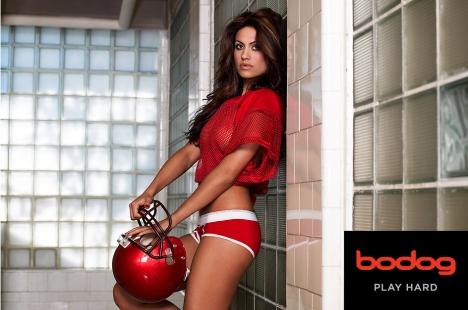Bodog football girl 2