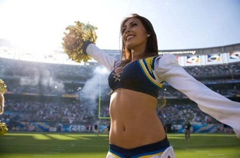 Charger girl Kylette